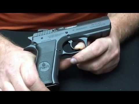 IWI Israeli Jericho Pistol