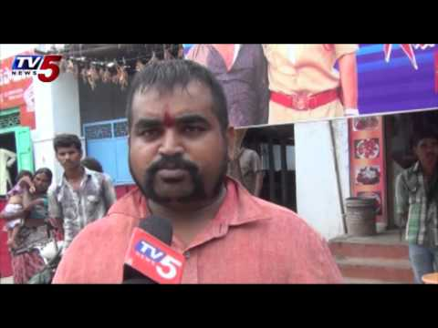 Gabbar Singh Fast Food Center   Gabbar Singh Comedian Running Fast Food Center : TV5 News
