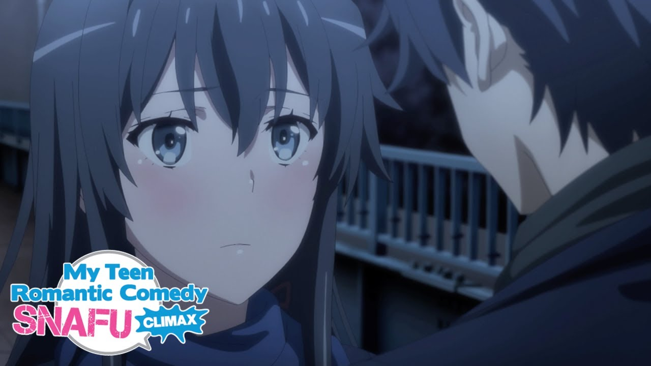 Let's Share Our Useless Lives | My Teen Romantic Comedy SNAFU Climax!