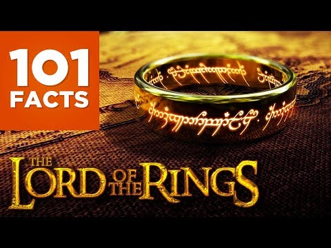 101 Facts About Middle Earth & The Lord of the Rings