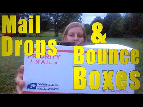 Mail Drops and Bounce Boxes on the Appalachian Trail