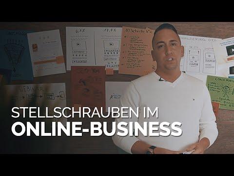 3 wichtige Stellschrauben – Geld verdienen mit deinem Online Business