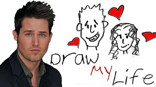 One of JoshuaDTV's most viewed videos: Draw My Life - JoshuaDTV