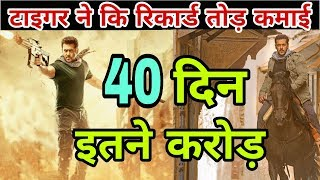 Tiger Zinda Hai 40th Day Box Office Collection | 6th Tuesday Collection | Salman Khan, Katrina Kaif