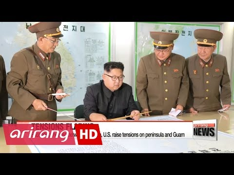 Thumbnail: N. Korea must cease nuclear, missile tests, halt provocative rhetoric for talks with U.S.