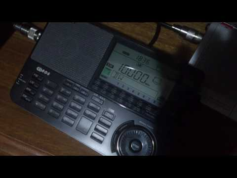 BPM Time Signal Station - 10000 kHz - Xian/China