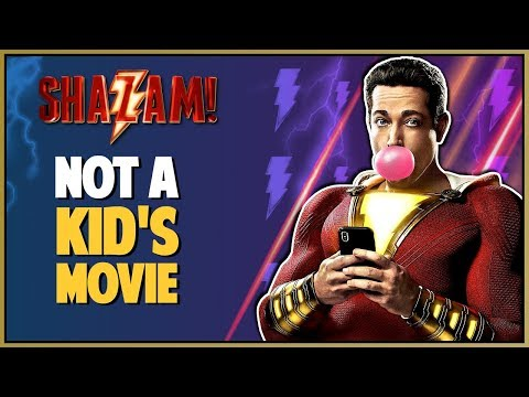 SHAZAM! MOVIE REVIEW - Double Toasted Reviews