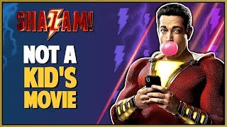 SHAZAM! MOVIE REVIEW – Double Toasted Reviews