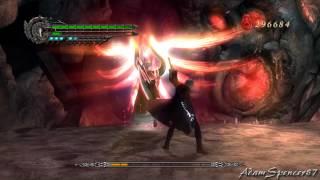 20. Devil May Cry 4 - Legendary Dark Knight Walkthrough - Sanctus Diabolica Final Boss - Ending