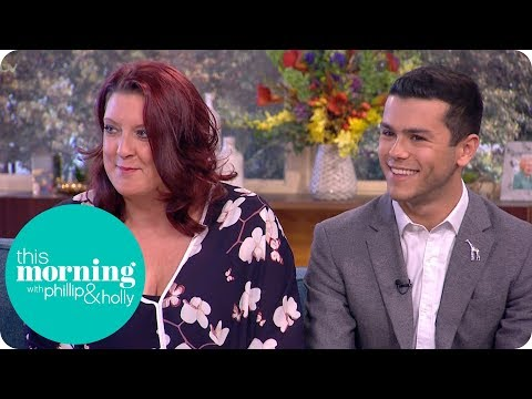 The Stranger on the Train Who Came to My Autistic Son's Rescue | This Morning