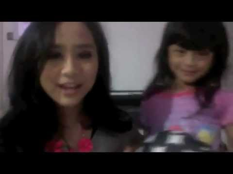Firework Cover by Gita Gutawa and Aura Aria (Re Upload)
