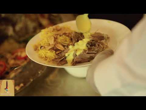 Damascus Palace - Lamb in pastry