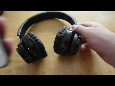 SoundBot SB250 Stereo Wireless Speaker + Bluetooth Headphone unboxing
