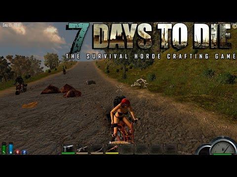 7 Days To Die # 2 เด็กแว้นปะทะฝูงซอมบี้