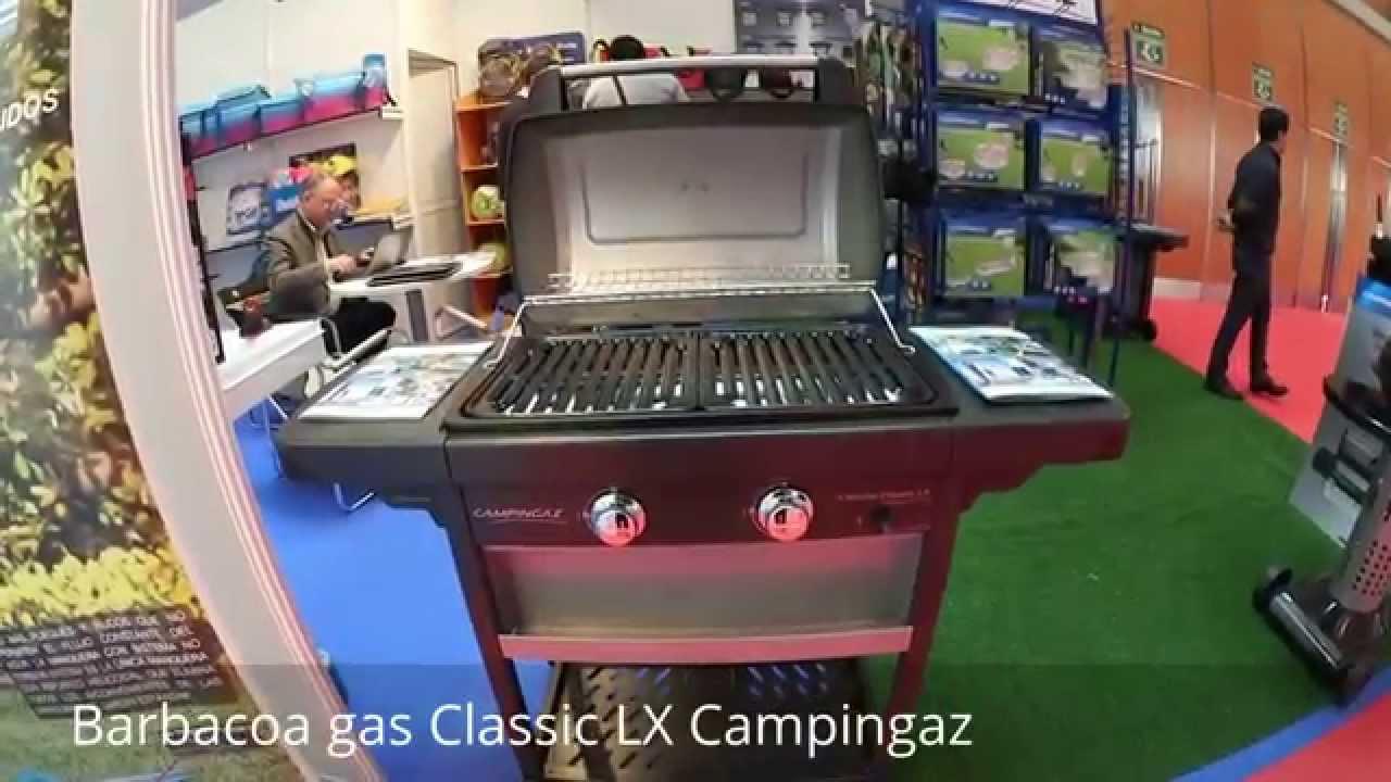 Barbacoa gas classic lx campingaz ferreter a online palacios youtube - Barbacoa a gas ...