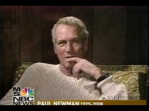 Paul Newman interview