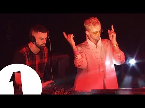 Mella Dee & Denis Sulta - Radio 1 in Ibiza 2018 - Café Mambo