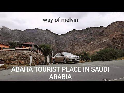 Abha tourist  place in Saudi Arabia