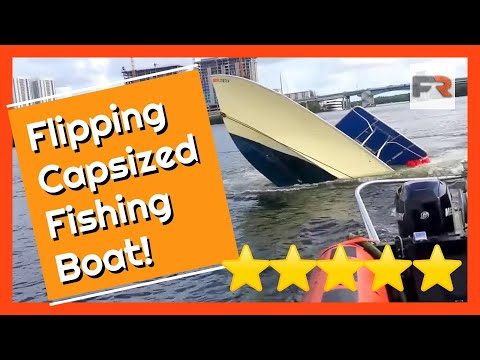 Fast Response capsized vessel recovery