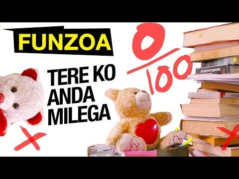 तेरे को अंडा मिलेगा TERE KO ANDA MILEGA - FUNNY EXAM SONG | MIMI TEDDY BOJO TEDDY | FUNZOA