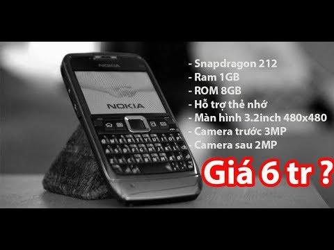 """[MaxTalk] Nokia E71 (2018) - Đột phá hay chỉ """"ăn mày"""" dĩ vãng?"""