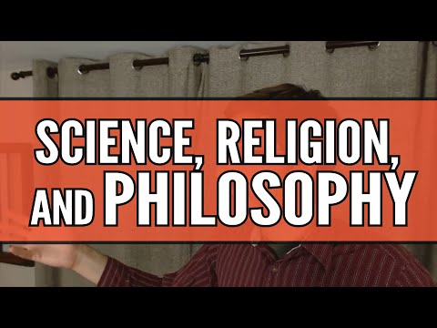 What's the Difference Between Science, Religion, and Philosophy?