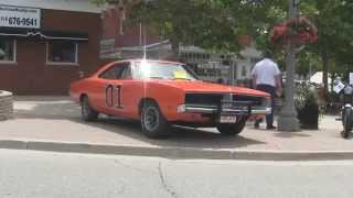 Dukes of Hazzard General Lee - Authentic Movie Car