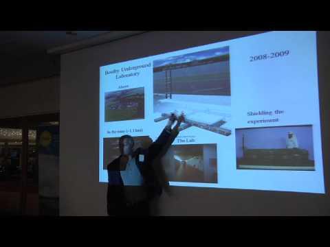 Prof. Henrik Svensmark: Die klimatische Rolle der Sonne und der kosmischen Strahlung
