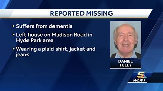 Police search for missing man out of Hyde Park