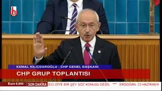 CHP Grup toplantısı 7 Mayıs / Kılıçdaroğlu YSK'yı topa tuttu!