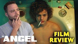 Der Schwarze Engel / El Ángel | Kritik / Review | Fantasy Filmfest