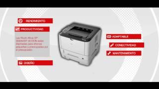 Ricoh Aficio SP 3510DN Printer Problem Resolve Video in MP4