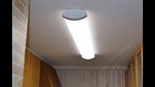 台所の天井の照明器具ををLEDに交換した thumbnail