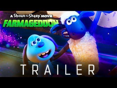 Shaun the Sheep Movie: Farmageddon: OFFICIAL TRAILER 2