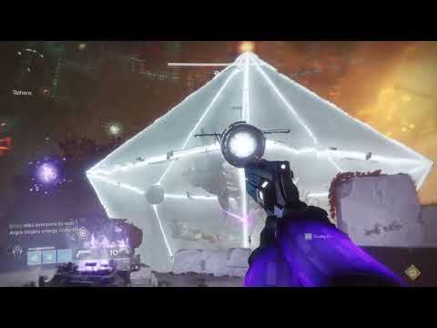 Destiny 2 - Argos, Planetary Core - Eater of Worlds Raid Lair Final Boss