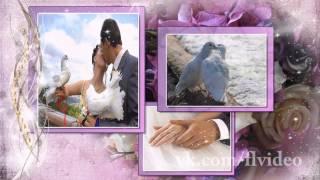 Свадьба в фиолетовых тонах id=7
