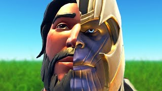 When John Wick meets THANOS... (Fortnite Shorts)