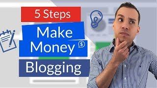 How To Make Money Blogging Without Ads: Monetize Your Blog In 5 Simple Steps