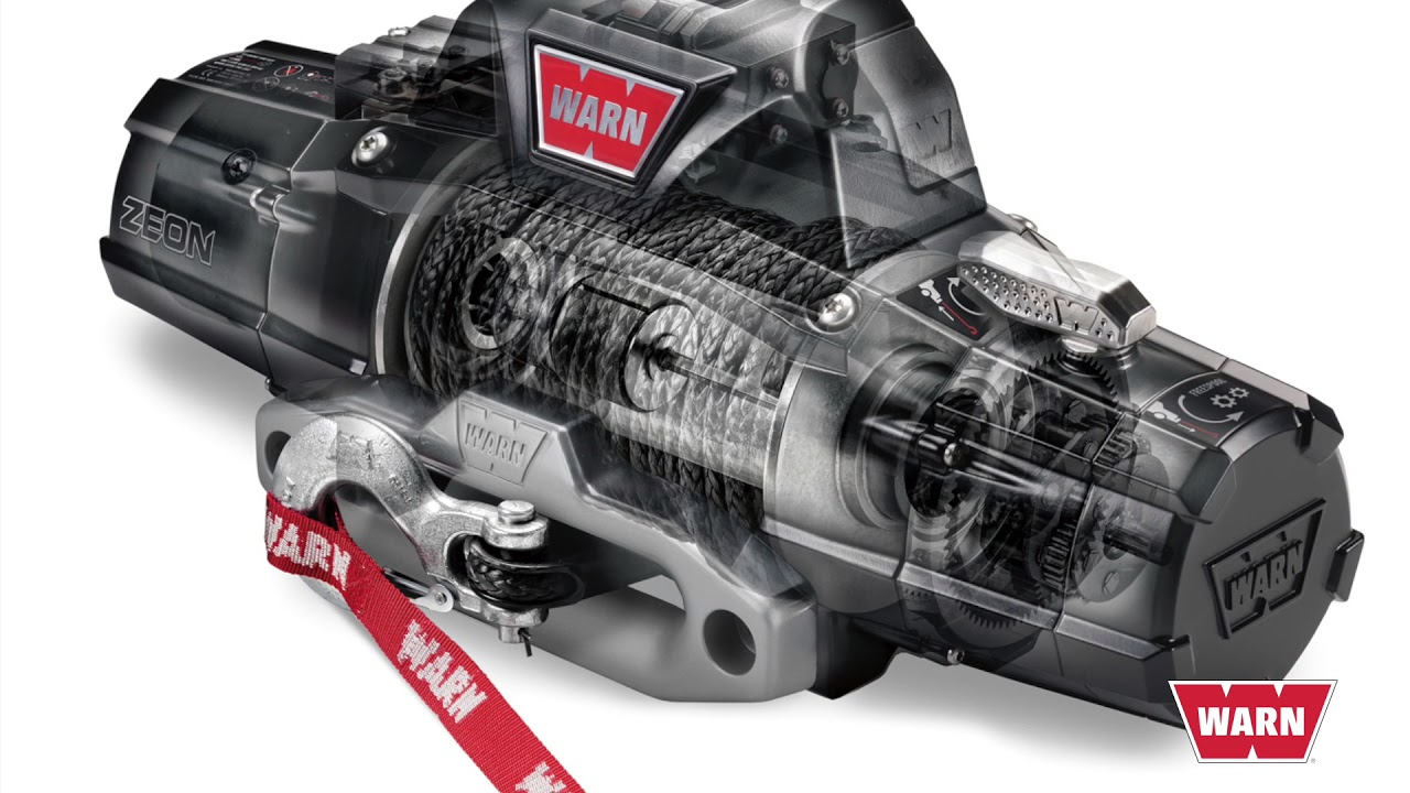 WARN Zeon Winch