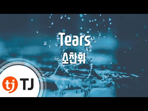 [TJ노래방] Tears - 소찬휘 (Tears - So Chan Whee) / TJ Karaoke