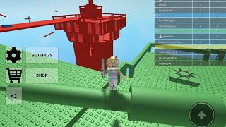 Battle! Playing with Roblox With Tae Hee!