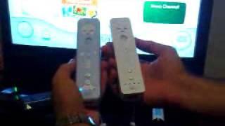 Wii remote problem
