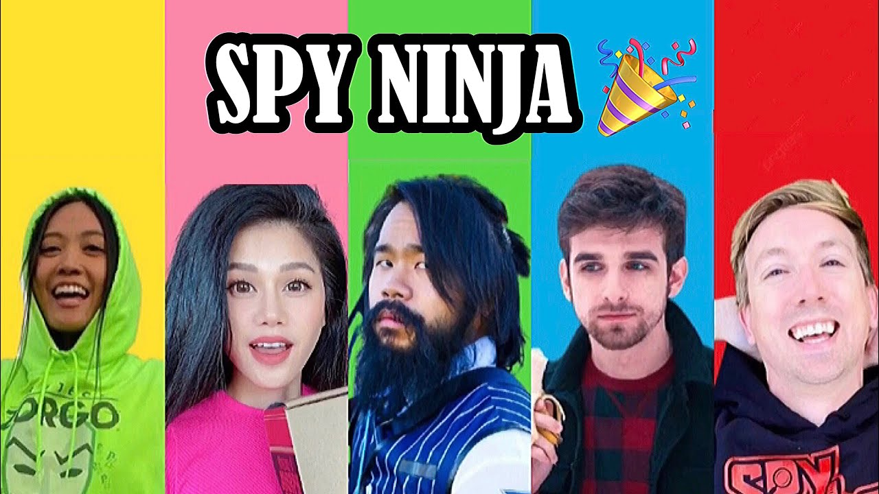 Welcome Back Melvin Song 🎉 | Spy Ninjas | Color Coded Lyrics
