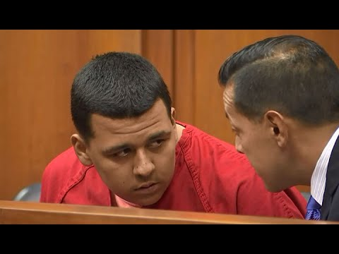 MISS FLO MURDER: Raw video of murder suspect Johnny Brown in court