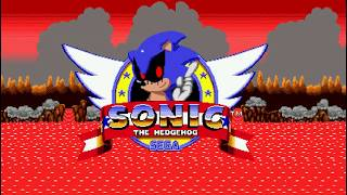 NEW TITLE SCREEN CUTSCENE AND NEW ABILITIE FOR KNUX Sonic Exe The Destiny Remastered