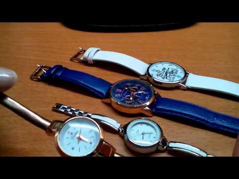 AliExpress. Часы женские.