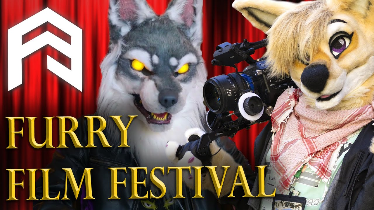 Did YOU know there is a FURRY FILM FESTIVAL?!