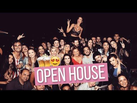 OPEN HOUSE - VAMOS COMEMORAR!