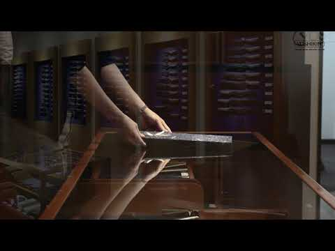 Global G-4 Oriental Cook's Knife video_1