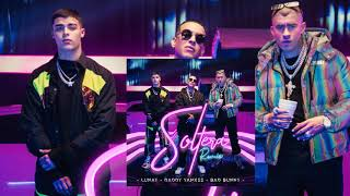 Soltera Remix - Lunay Ft Daddy Yankee & Bad Bunny (AUDIO OFFICIAL) 2019